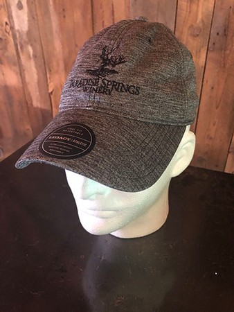 Cool Fit Logo Hat Grey