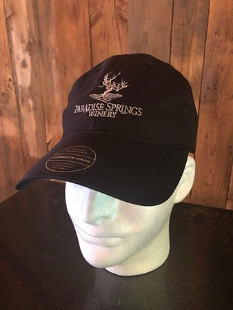 Cool Fit Logo Hat Black